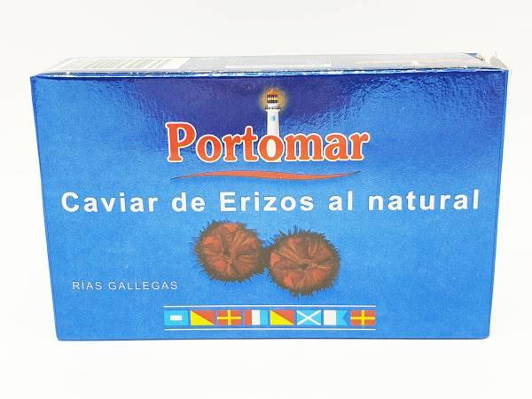 Caviar de Erizos al Natural