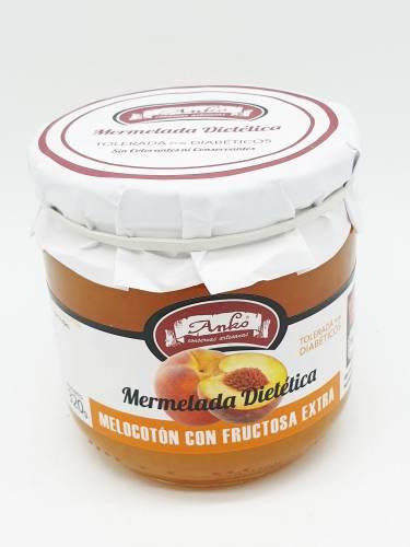 Mermelada Dietética de Melocotón