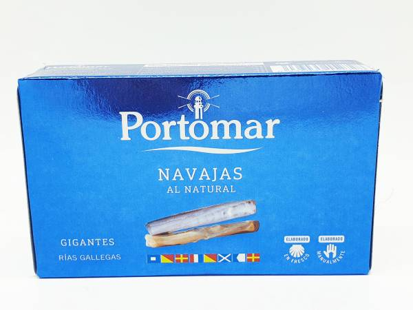 Navajas al Natural Portomar